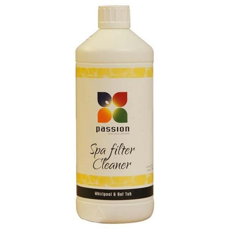 Passion Spa filter cleaner