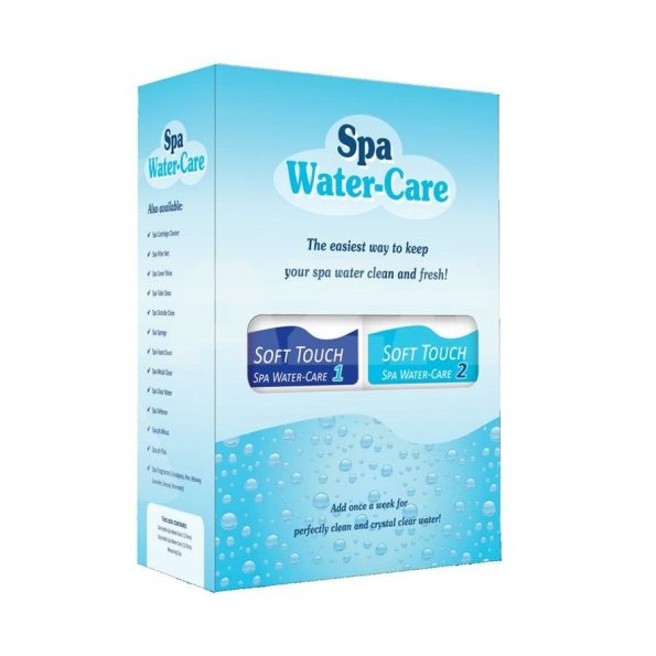 spa line soft touch water care